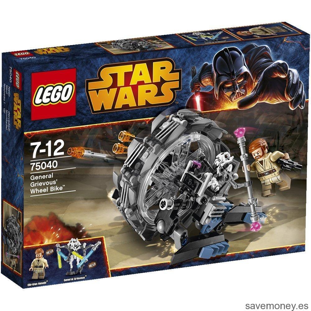 Especial LEGO Star Wars