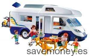 Playmobil-Caravana-Familiar