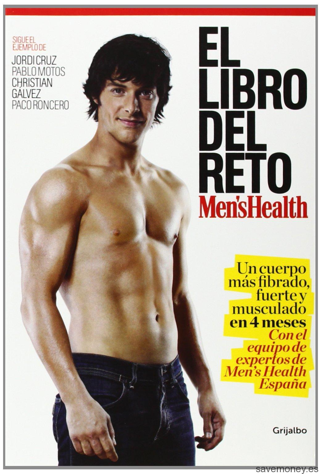 Men's Health el Libro del Reto con Jordi Cruz