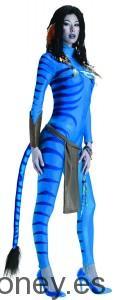 Disfraz de Avatar Neytiri Fancy de Rubie's