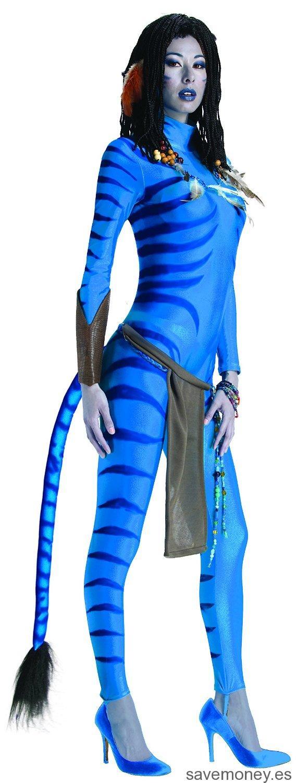 Disfraz Avatar Neytiri Fancy de Rubie's