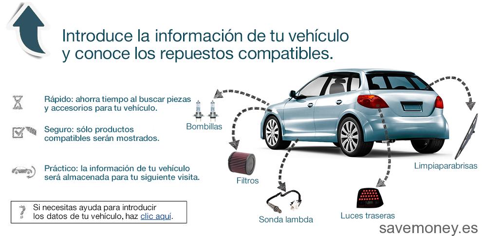 Amazon lanza Part Finder el nuevo buscador para piezas de coche