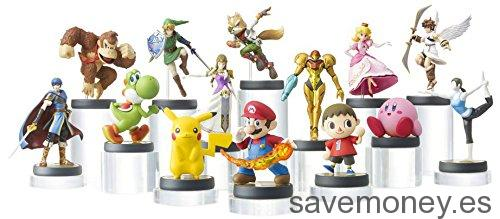 Comprar Amiibo en Amazon