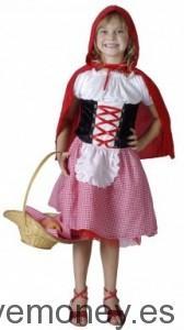Disfraz-Caperucita-Roja-Niña