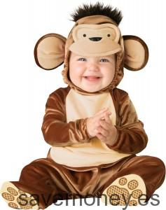Disfraz-Mono-Bebe