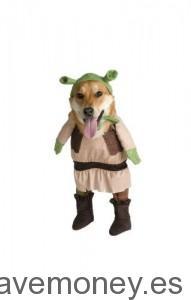 Disfraz de Shrek