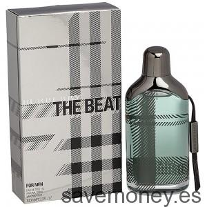 Perfume THE BEAT FOR MEN de Burberry