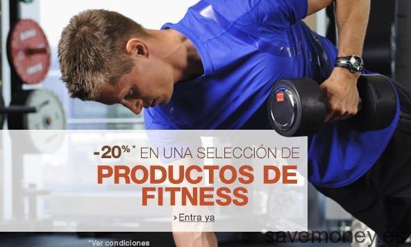 Cupon Descuento en Amazon en Fitness