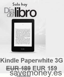 Dia-del-Libro-Kindle-Paperwhite-3G
