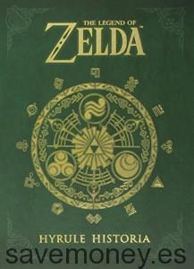 Libro-Legend-of-Zelda-Hyrule-Historia