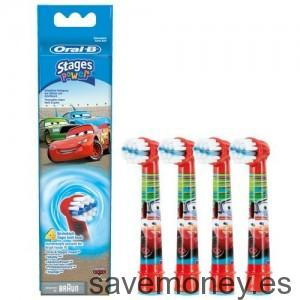 Oral-B-Cabezal-Stages-Power-Cars