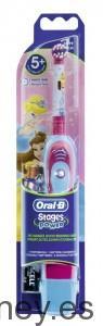 Oral-B-Cepillo-Niños-Princesas