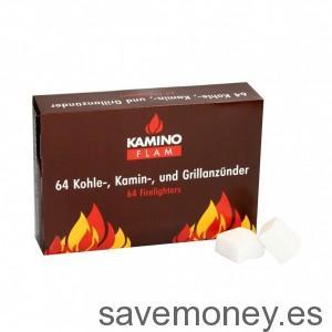Carbón para barbacoas y chimeneas de Kamino-Flam