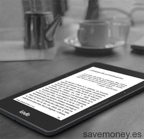 Kindle Voyage disponible YA en Amazon España