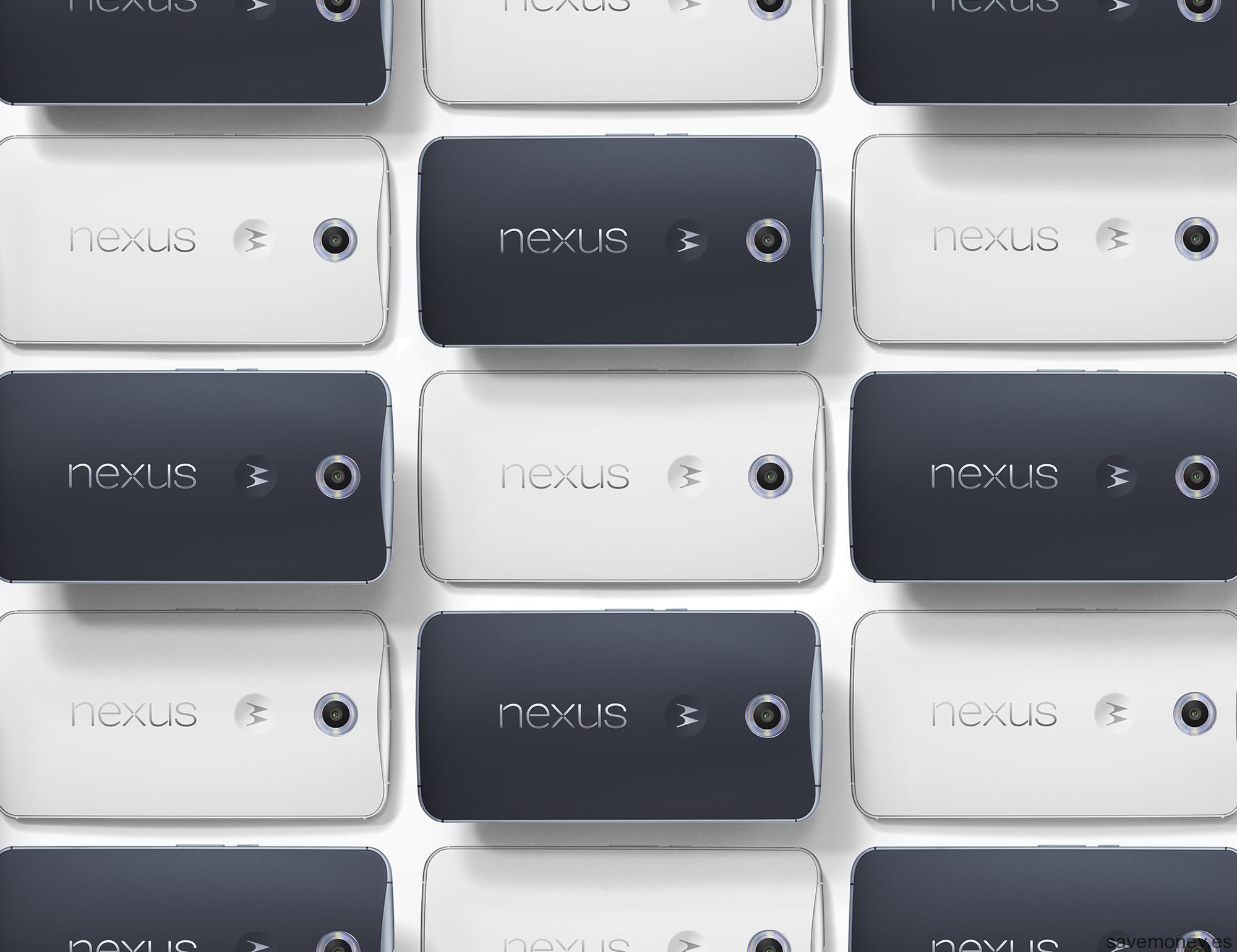 Nexus 6 rebaja su precio a 459€ en Amazon