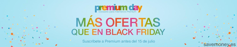 Miércoles 15 de Julio vuelve Black Friday a Amazon: Descubre Premium Day