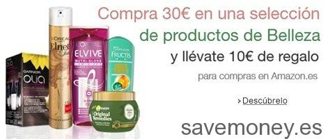 Promocion Amazon en productos de belleza