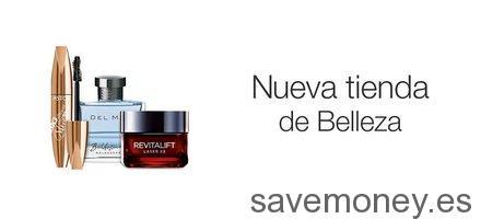 Comprar en Amazon productos de belleza: Perfumes, maquillajes, champús,…
