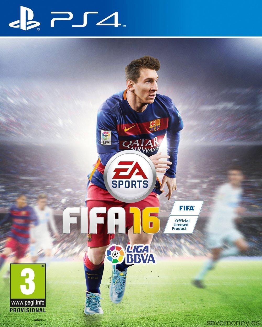 Comprar FIFA 16 en Preventa