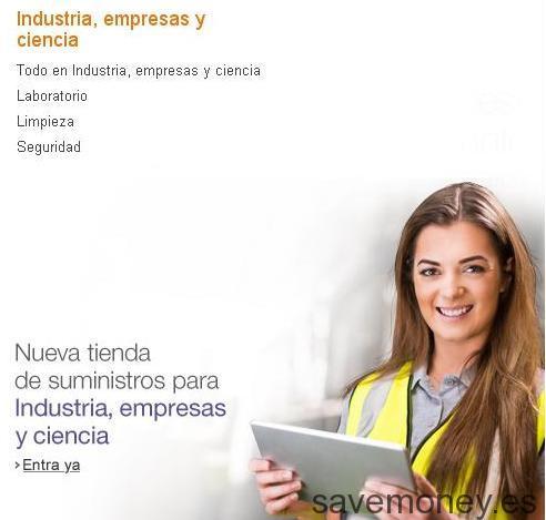 Nueva tienda en Amazon: Industria, Empresas y Ciencia