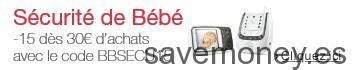 Cupón Descuento: Seguridad del Bebé en Amazon Francia