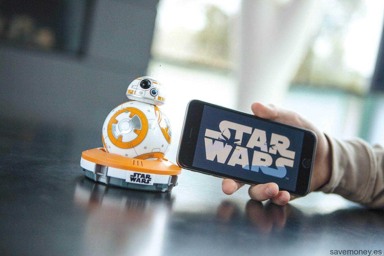 Donde comprar Sphero BB-8 de Star Wars