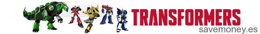 Oferta Transformers: Cupón Descuento en Amazon