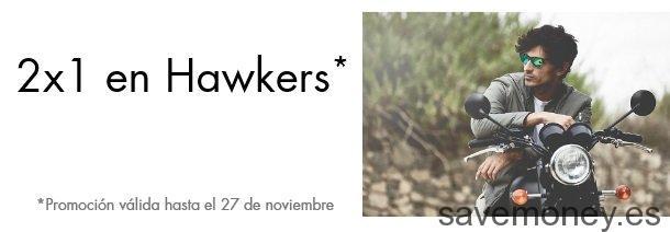 Oferta Hawkers: 2×1 en Gafas de Sol en Amazon