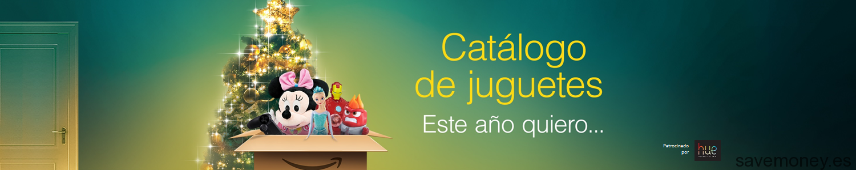 Catálogo de Juguetes de Amazon