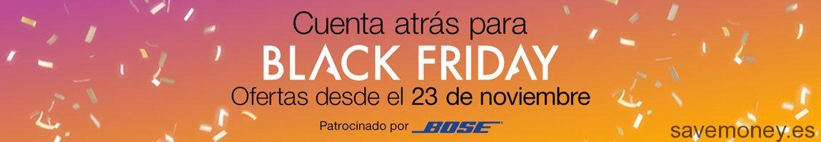 Black Friday en Amazon: Desde el 23 de Noviembre Ofertas Especiales