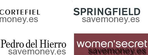 Cortefiel, Springfield, Pedro del Hierro, y Women'Secret en Amazon