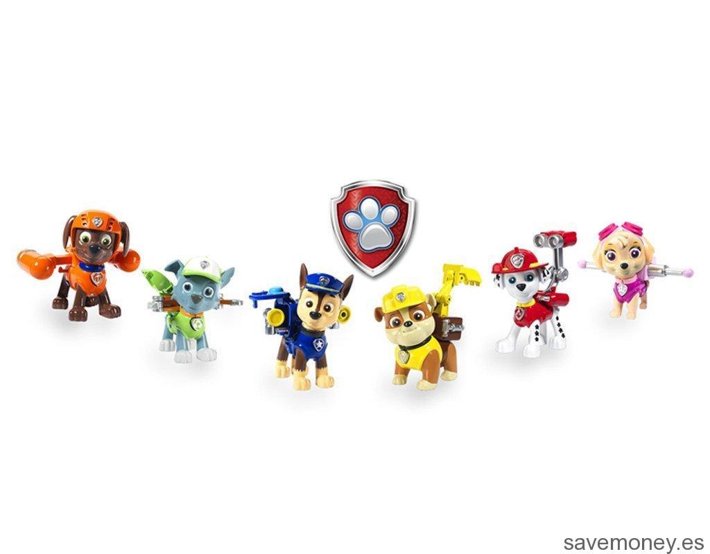 Patrulla Canina: Todos los juguetes al mejor precio