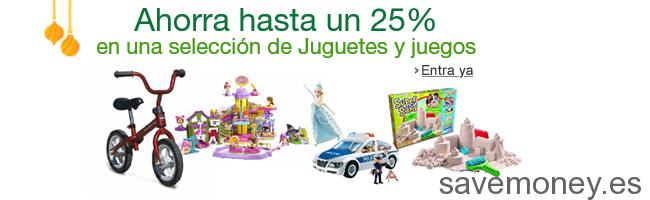 Ofertas en Juguetes y Juegos: Hasta un 25% de Descuento en Amazon
