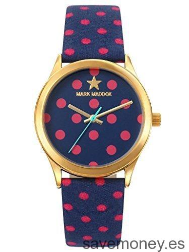 Ideas para Regalar: Relojes Mark Maddox (I)