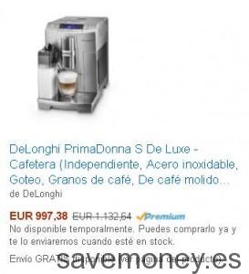 Cafetera-DeLonghi-PrimaDonna