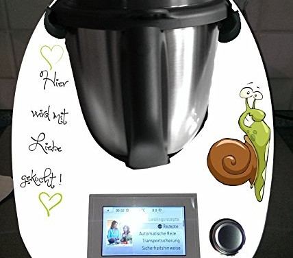 Thermomix TM5: Vinilos Decorativos