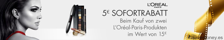 Cupon-Descuento-5-euros-Loreal-Alemania
