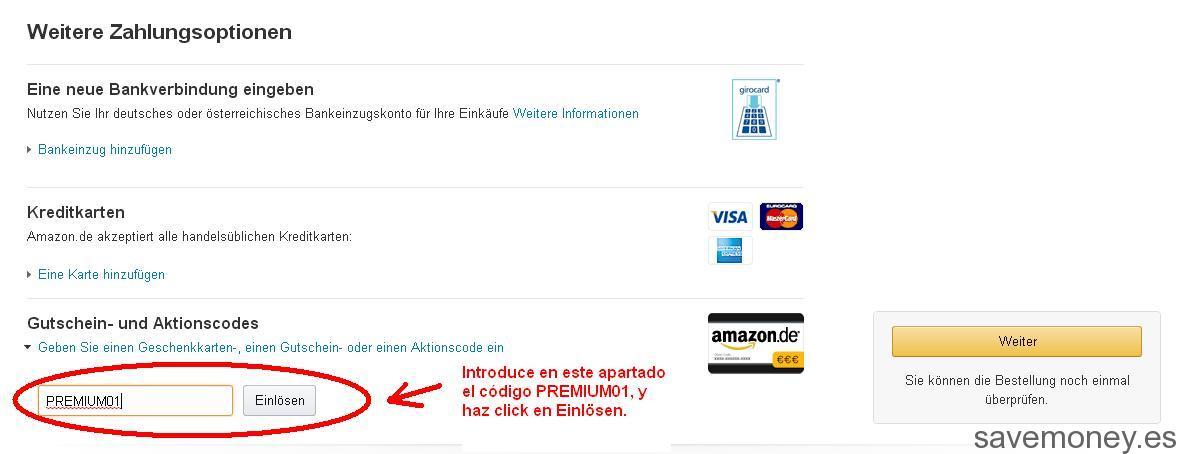 Cupones Descuento en Belleza en Amazon Alemania - SaveMoney Blog!