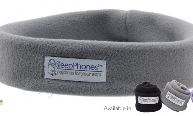 Auriculares para dormir: Sleepphones