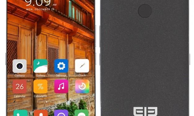 Reserva en Amazon el Nuevo Elephone P9000