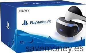 Sony Playstation VR: Ya se puede reservar en Amazon España
