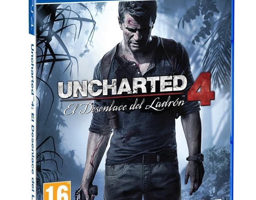 Comprar en Amazon Uncharted 4: El Desenlace del Ladrón