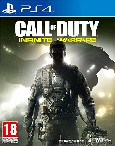Donde reservar Call of Duty: Infinite Warfare en Amazon ya es posible