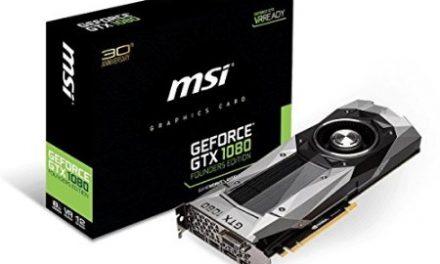 Geforce GTX 1080 Founders Edition: Ya a la venta en Amazon
