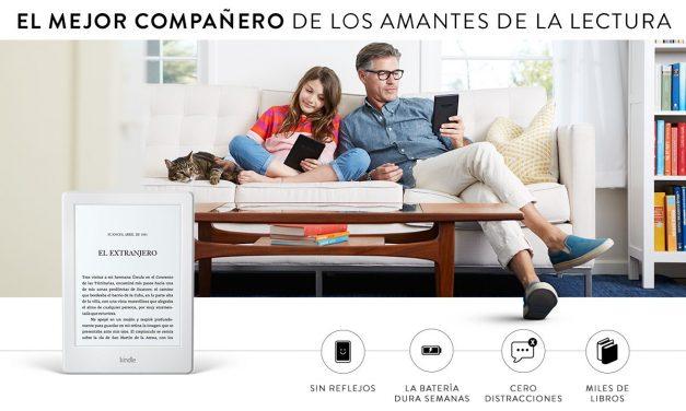 Nuevo Kindle: Ya disponible en Preventa