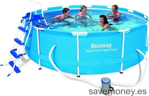 Ofertas amazon especial piscinas desmontables savemoney - Piscinas desmontables economicas ...