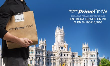 Amazon Prime Now en Madrid: Tu compra en casa en un par de horas