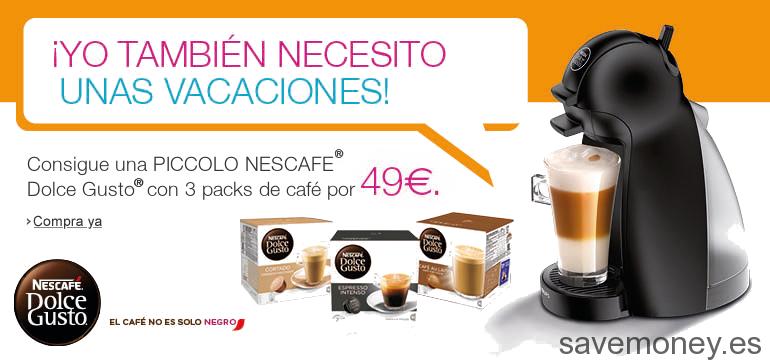 Ofertas Amazon: Cafetera Krups Dolce Gusto Piccolo