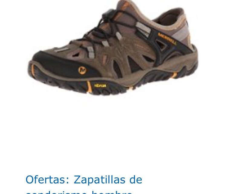 Ofertas Amazon: Especial Zapatillas Senderismo