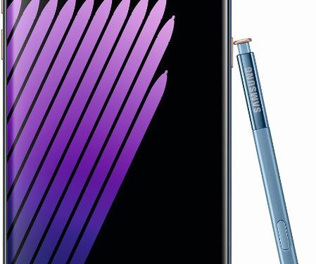 Samsung Galaxy Note 7: Ya disponible en Amazon